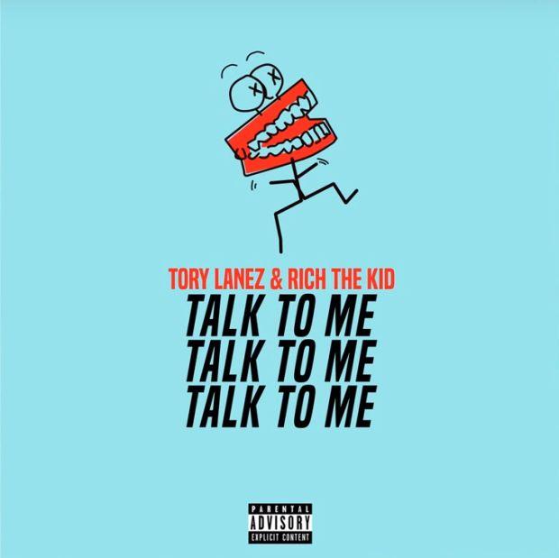talk rich the kid