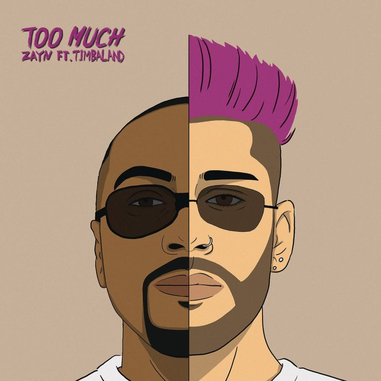 zayn-timbaland-too-much